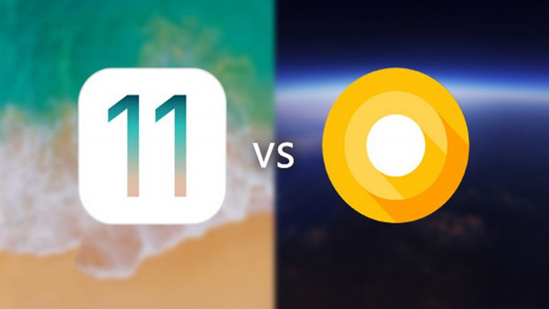 iOS 11 mi; Android O mu?