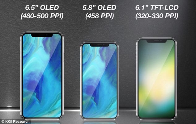 Apple'dan 2018 sürprizi: iPhone XL